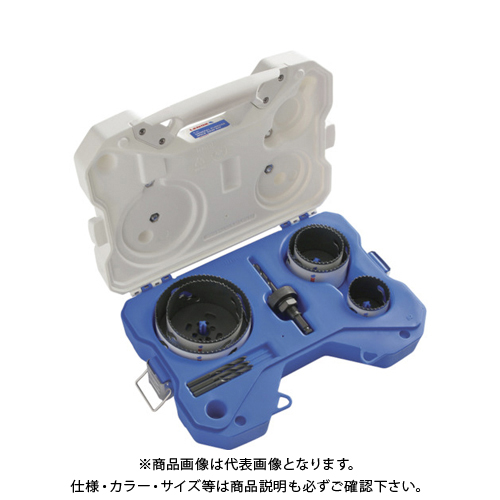 LENOX バイメタルホールソーセット 排水マス用 500G 30374500G