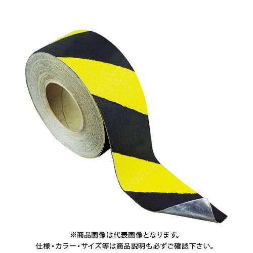 HESKINS アンチスリップテープ Conformable 50×18.3m 黄色/黒 3406005000060DUA