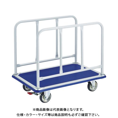 【運賃見積り】【直送品】TRUSCO ドンキーカート サイドハンドル915×615 S付 310NS