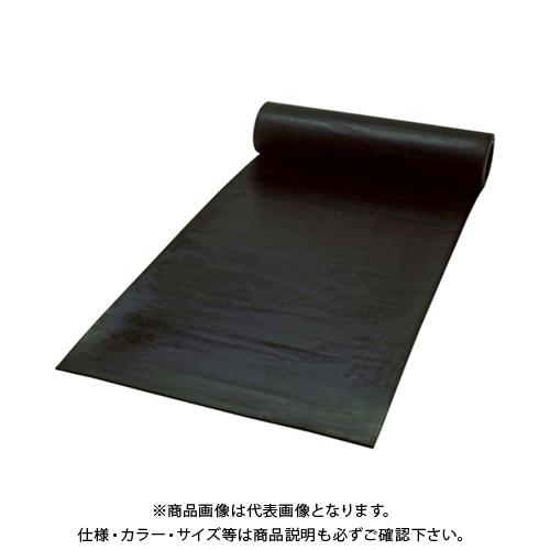 【運賃見積り】 【直送品】 ミヅシマ ラバーストロングマット 3mmX1mX20m 410-0700