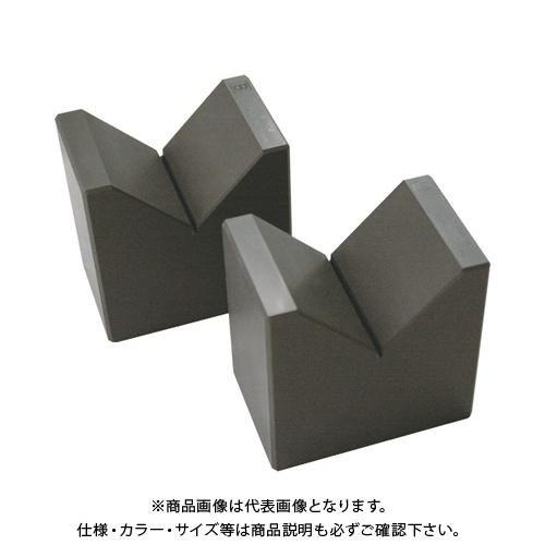 【直送品】ソディック Vブロック(2個1セット)75×75×50 5070581