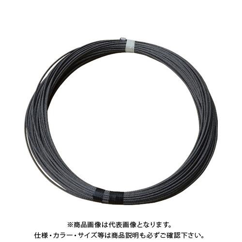 【6月5日限定!Wエントリーでポイント14倍!】TKK BH-N950専用交換ワイヤロープ ワイヤロープ φ4×51M (IWSC6×19) 4X51M(IWSC6X19) BH-N
