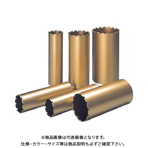 【直送品】DIAMOND 一本物コアビット 160mm 6CD4286