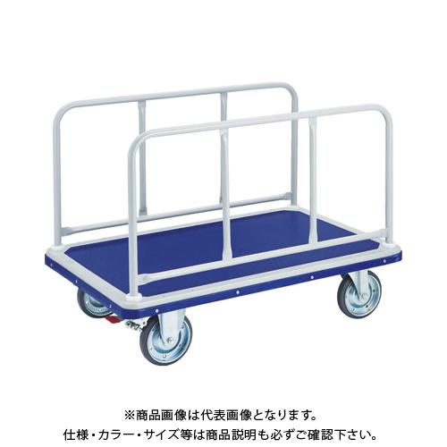 【運賃見積り】【直送品】TRUSCO ドンキーカート サイドハンドル1225×775 S付 510NS