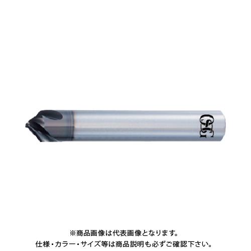 OSG WXLコーティング超硬面取りカッタ レギュラ 3刃 W―HSCT―P 9200108 W-HSCT-P 1X45X8