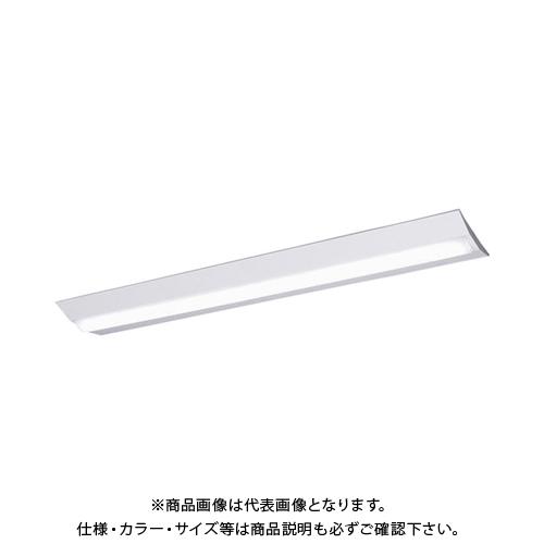 Panasonic 一体型LEDベースライトiDシリーズ 40形直付型DスタイルW230 5200lm 昼白色 非調光 XLX450DENZLE9