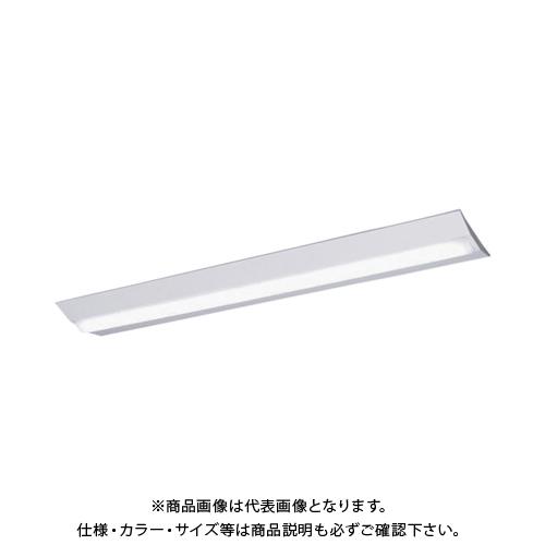 Panasonic 一体型LEDベースライトiDシリーズ 40形直付型DスタイルW230 6900lm 昼白色 非調光 XLX460DENZLE9