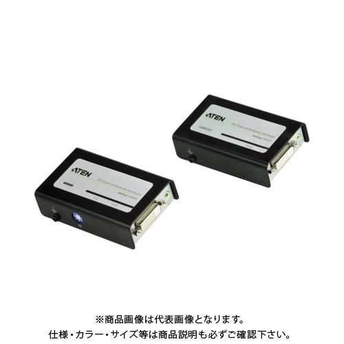 ATEN ビデオ延長器 DVI / オーディオ / デュアルリンク対応 VE602