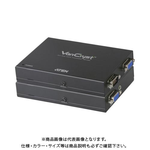ATEN ビデオ延長器 VGA / Cat5 VE170