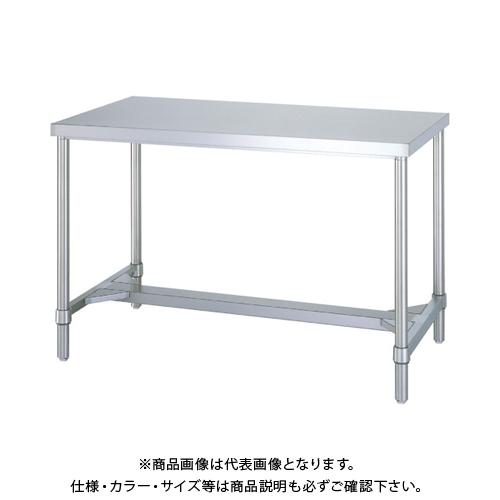 【運賃見積り】 【直送品】 シンコー ステンレス作業台H枠 WH-9060