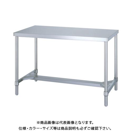 【運賃見積り】 【直送品】 シンコー ステンレス作業台H枠 WHN-12075