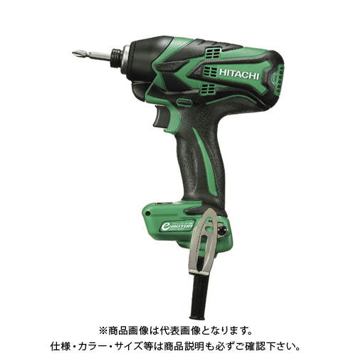 HiKOKI インパクトドライバ緑 ACブラシレスモーター WH12VE-SC