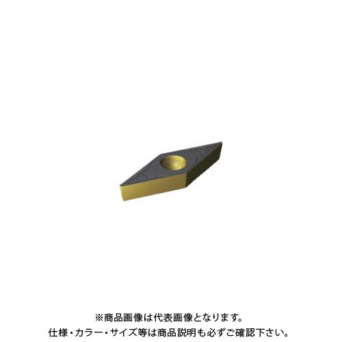 サンドビック コロターン107 チップ 2220 10個 VCMT 11 03 08-MM:2220