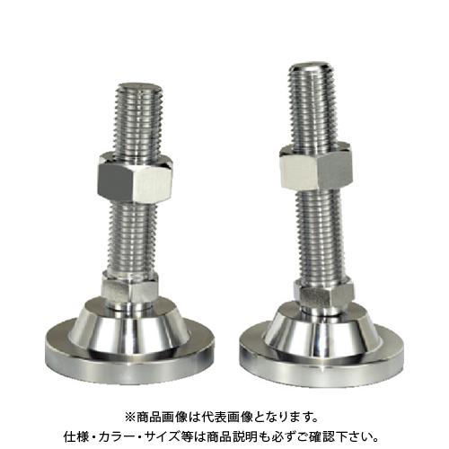 TRUSCO ステンレスアジャスターボルト M36 2700kg TSMFU-128-36-200