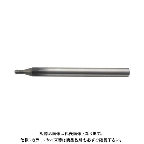 ユニオンツール ハイグレードロングネックボールエンドミル R0,15×有効長0,5 UDCLBF2003-0050