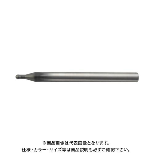 ユニオンツール ハイグレードロングネックボールエンドミル R0,2×有効長2,5 UDCLBF2004-0250