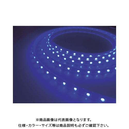 トライト LEDテープライト 16.6mmP 青色 3M巻 TLVDB3-16.6P
