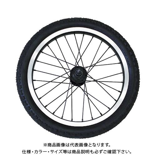 【6月5日限定!Wエントリーでポイント14倍!】TRUSCO THR-5503E用ノーパンクタイヤ 後輪左用 THR5503E-TRE-RL