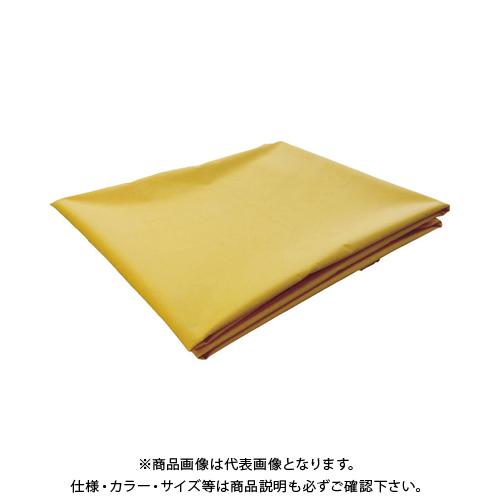 【6月5日限定!Wエントリーでポイント14倍!】TRUSCO ターポリンシート オレンジ 3600X5400 0.35mm厚 TPS3654-OR
