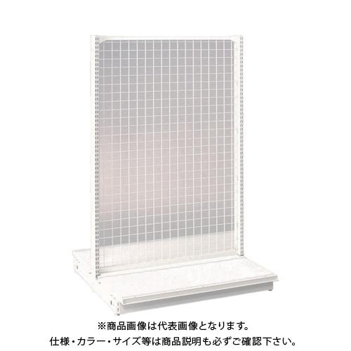 【運賃見積り】 【直送品】 タテヤマアドバンス KZ両面ネットタイプ本体 W120×D90×H165 SX0841