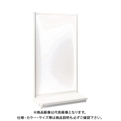 【運賃見積り】 【直送品】 タテヤマアドバンス KZ片面ボードタイプ本体 W90×D45×H180 SX1203