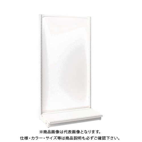 【運賃見積り】 【直送品】 タテヤマアドバンス KZ片面ボードタイプ連結 W90×D60×H165 SX1192