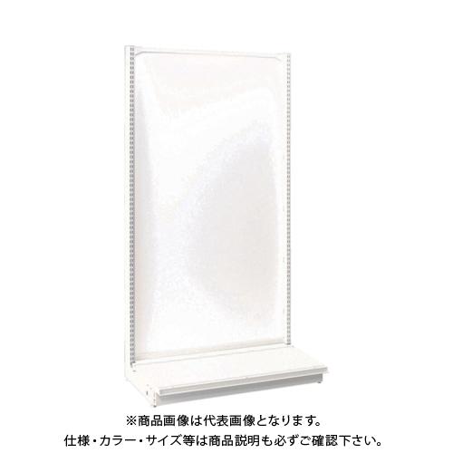 【運賃見積り】 【直送品】 タテヤマアドバンス KZ片面ボードタイプ本体 W90×D60×H165 SX1191