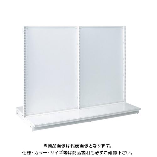 【運賃見積り】 【直送品】 タテヤマアドバンス KZ両面ボードタイプ本体 W60×D90×H180 SX0059