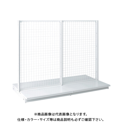 【運賃見積り】 【直送品】 タテヤマアドバンス KZ両面ネットタイプ連結 SX0496