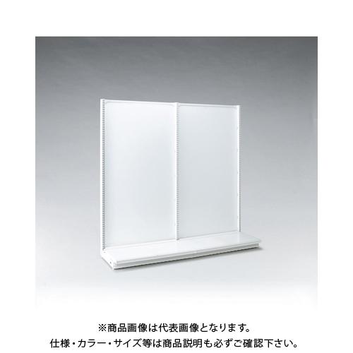 【運賃見積り】 【直送品】 タテヤマアドバンス KZ片面ボードタイプ本体 W60×D60×H165 SX0959