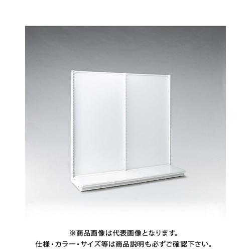 【運賃見積り】 【直送品】 タテヤマアドバンス KZ片面ボードタイプ本体 W60×D35×H180 SX0967