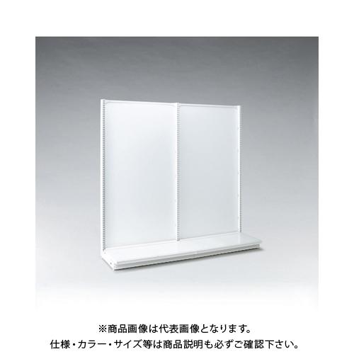 【運賃見積り】 【直送品】 タテヤマアドバンス KZ片面ボードタイプ本体 W90×D35×H180 SX1199