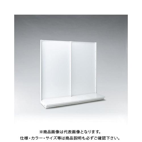 【運賃見積り】 【直送品】 タテヤマアドバンス KZ片面ボードタイプ本体 W120×D45×H150 SX1287