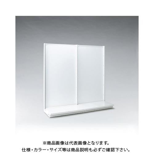 【運賃見積り】 【直送品】 タテヤマアドバンス KZ片面ボードタイプ連結 W120×D60×H165 SX1308