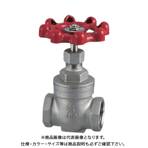 オンダ製作所 SVG2型(ゲートバルブ) Rc1 1/2 SVG2-40