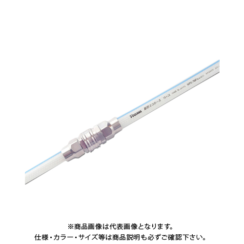 【運賃見積り】【直送品】十川 耐熱エコホース 25×33mm 30m TEH-25-30
