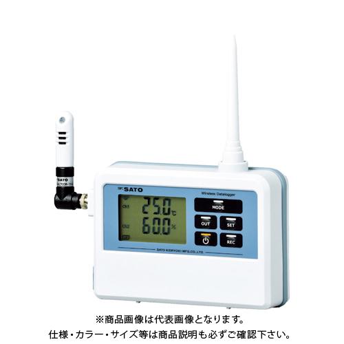 佐藤 無線温湿度ロガー子機 SK-L700R-TH(8223-00) SK-L700R-TH