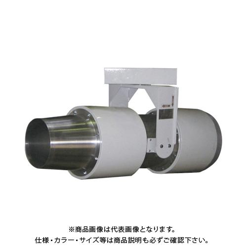 【直送品】テラル 誘引ファン(サイレンサー付き Sタイプ) 吐出口外径220mm SF275-8F-0.25(4)RR-3-200-S