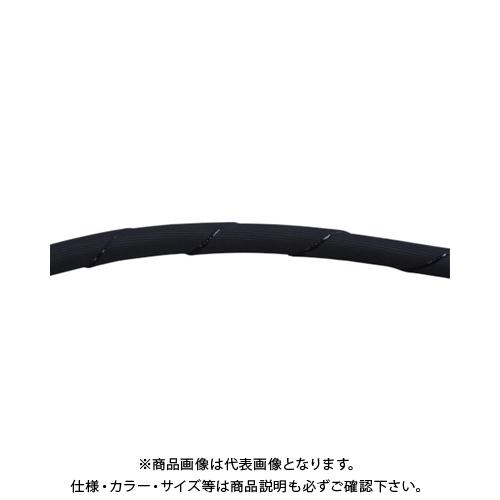 【運賃見積り】【直送品】中村工業 ワイヤロープ用クッションカバー くるっと スタンダードプラス 5M SP32-5