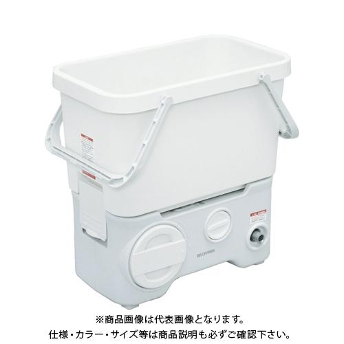 IRIS 568834タンク式高圧洗浄機充電タイプ SDT-L01N-W