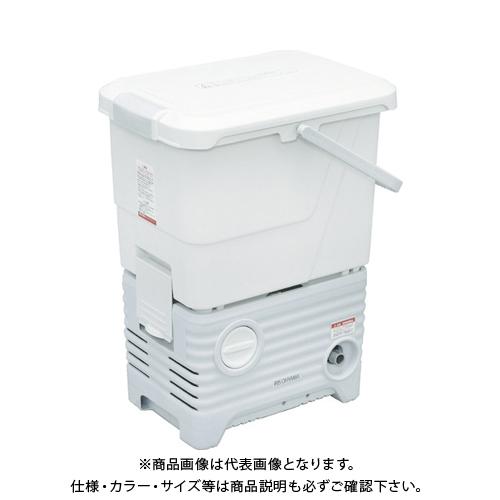 IRIS 568832タンク式高圧洗浄機 静音タイプ SBT-512N-W