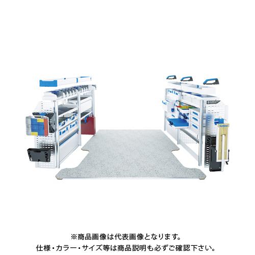 【運賃見積り】【直送品】Sortimo 車載棚用床板 ソボフレックスSB-C SB-C