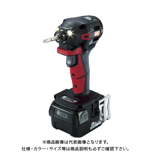 MAX 14.4V充電インパクトドライバセット(アカ) PJ-ID152R-B2C/1440A
