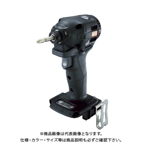 MAX 18V充電インパクトドライバ本体のみ(クロ) PJ-ID152K