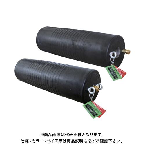 【運賃見積り】【直送品】Hoshin 止水ボール ロングタイプ 200-400 バイパス無 PL200-400A