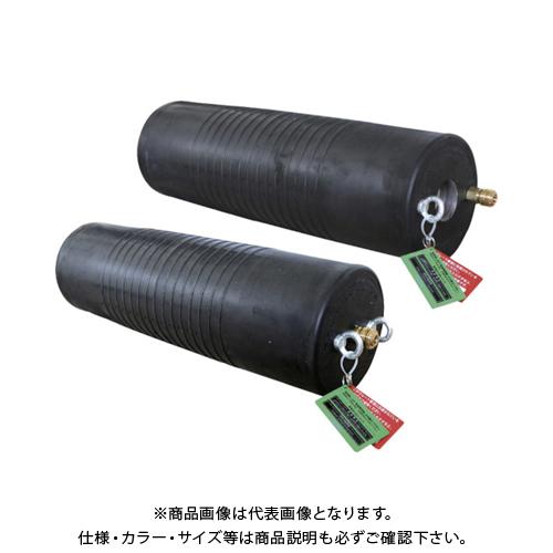 【運賃見積り】【直送品】Hoshin 止水ボール ロングタイプ 100-200 バイパス付 PL100-200BA