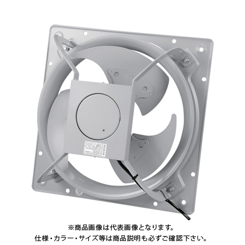 【直送品】テラル 圧力扇 単相100・250W PF-18BS1A