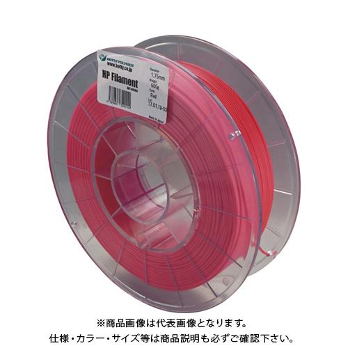 ホッティポリマー HPフィラメント スーパーフレキシブルタイプ 赤 RE-500