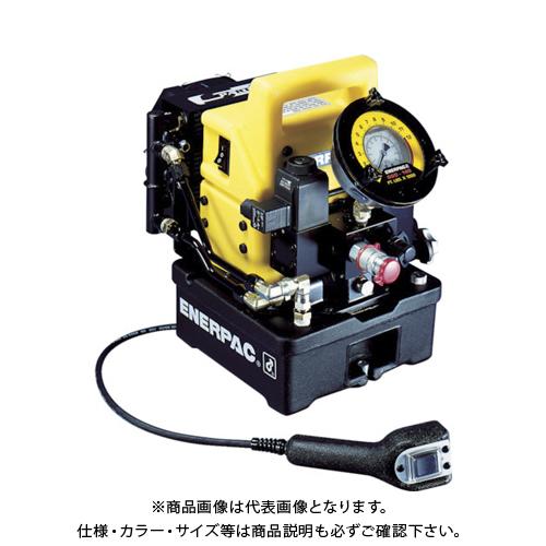 エナパック 油圧トルクレンチ用電動ポンプ PMU-10427Q