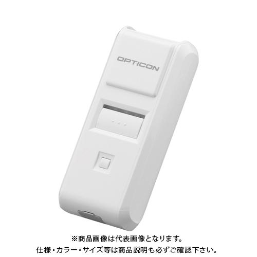 【直送品】OPTICON 1次元CCDバーコードスキャナBluetooth搭載コンパクトタイプ OPN-4000I-WHT
